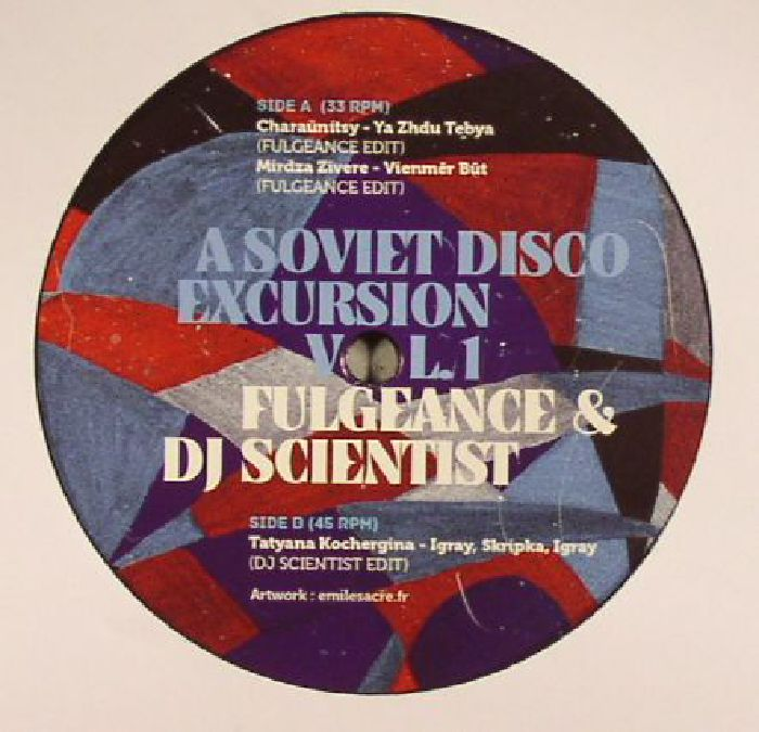 A Soviet Disco Excursion Vol 1