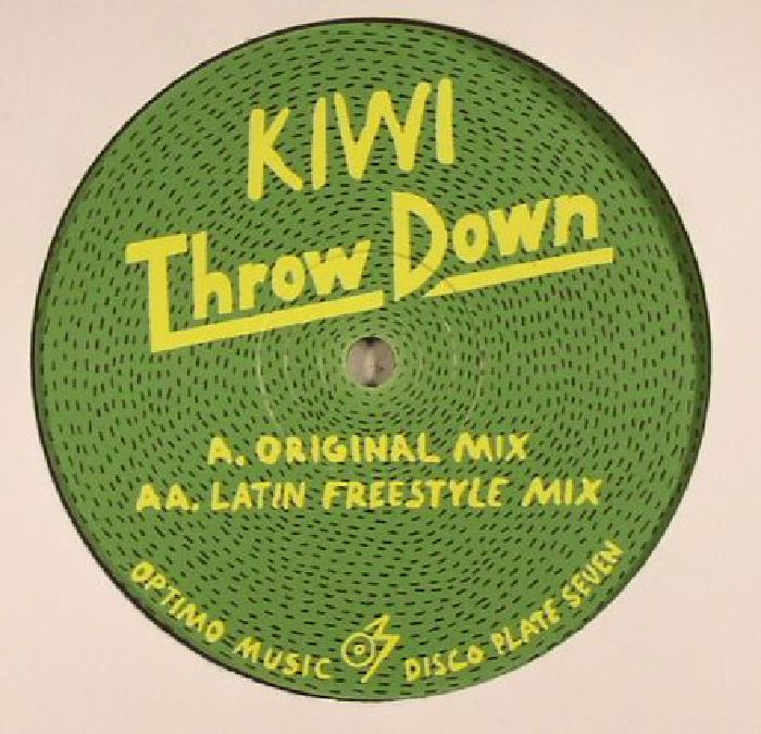 Throw Down (reissue)
