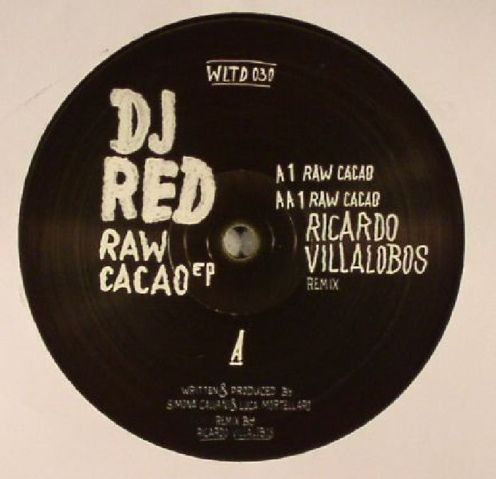 Raw Cacao EP