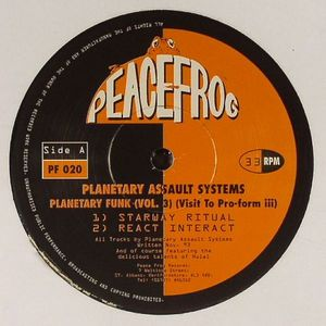 Planetary Funk Volume 3 (Visit To Pro Form III)