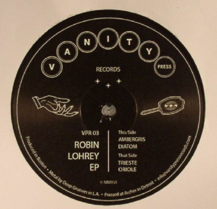 Robin Lohrey EP
