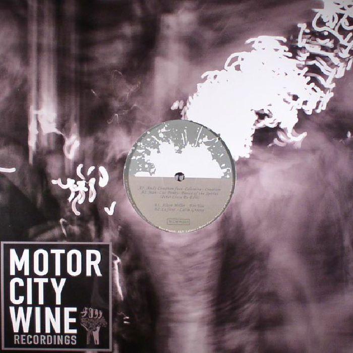 Motorcity Wine Recordings Vol 1