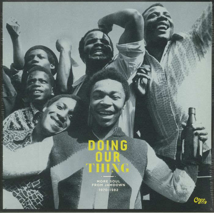Doing Our Thing: More Soul From Jamdown 1970 1982