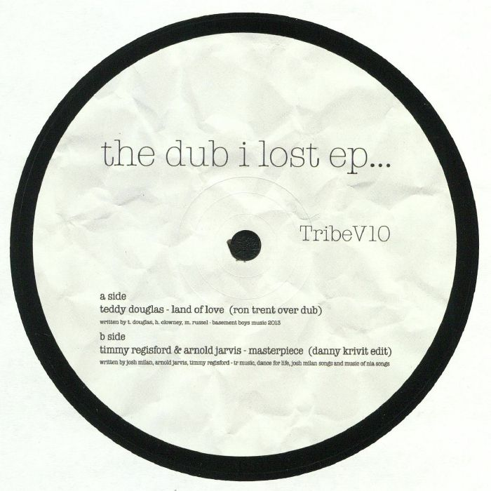 The Dub I Lost EP