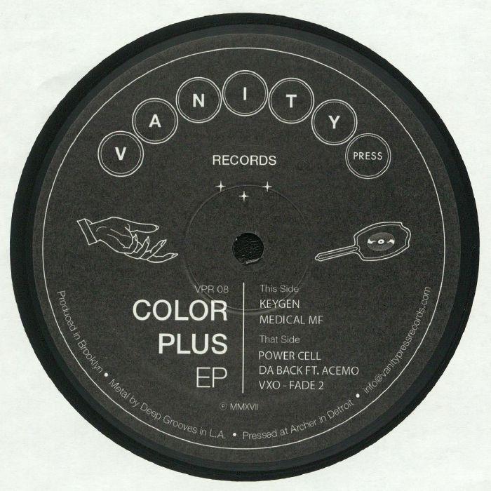 Color Plus EP