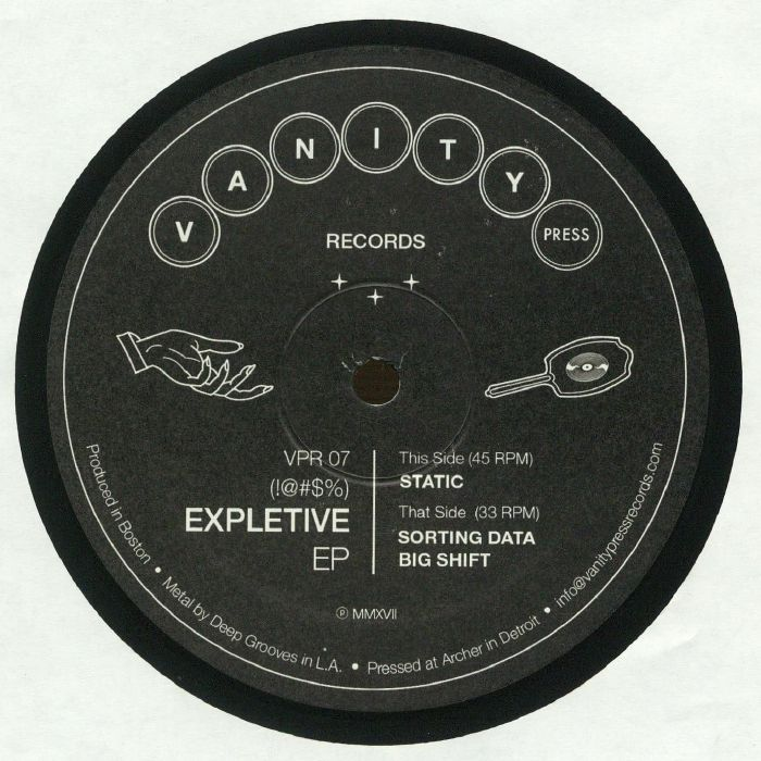 Expletive EP