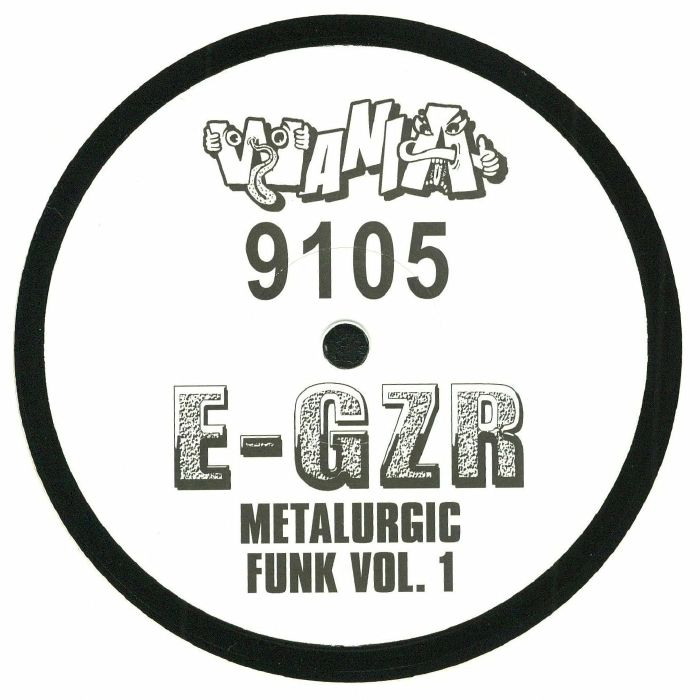 Metalurgic Funk Vol 1