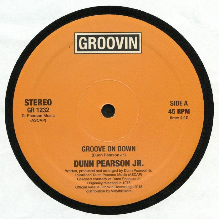 Groove On Down (remastered)
