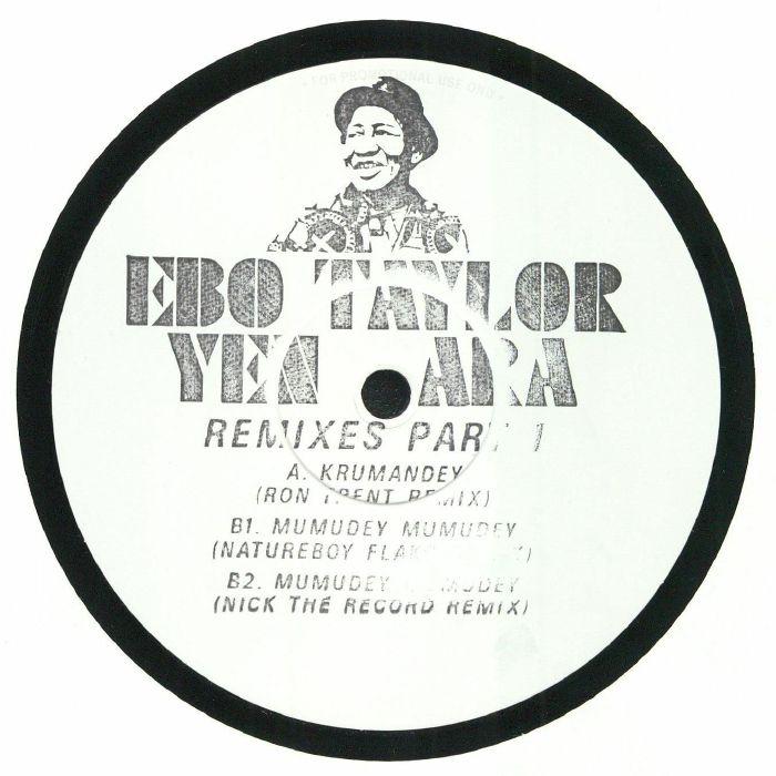 Yen Ara: Remixes Part 1