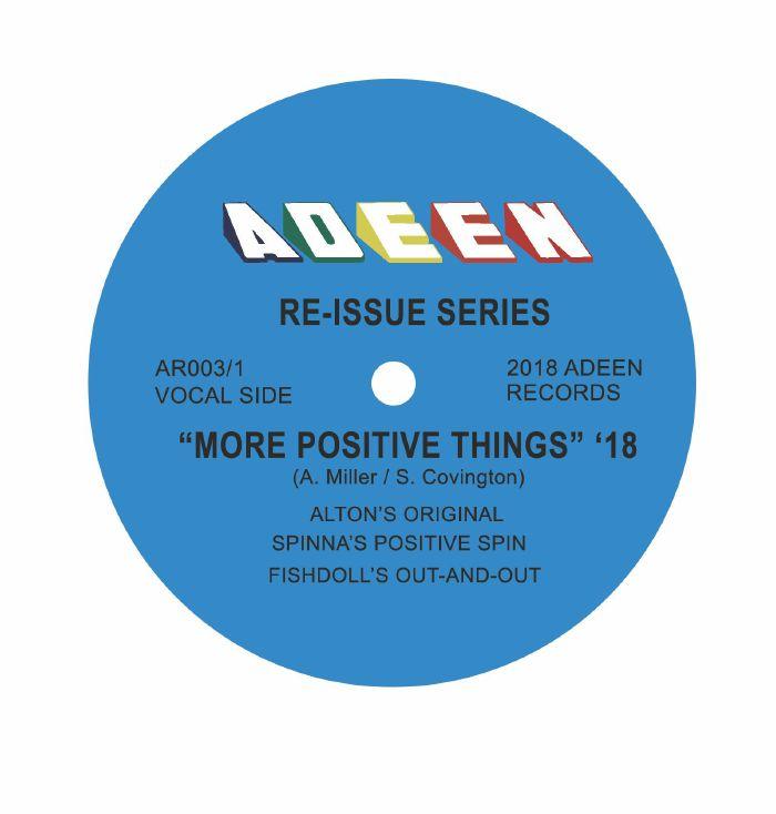 More Positive Things (DJ Spinna, Fishdoll mixes)