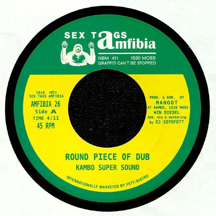 Round Piece Of Dub