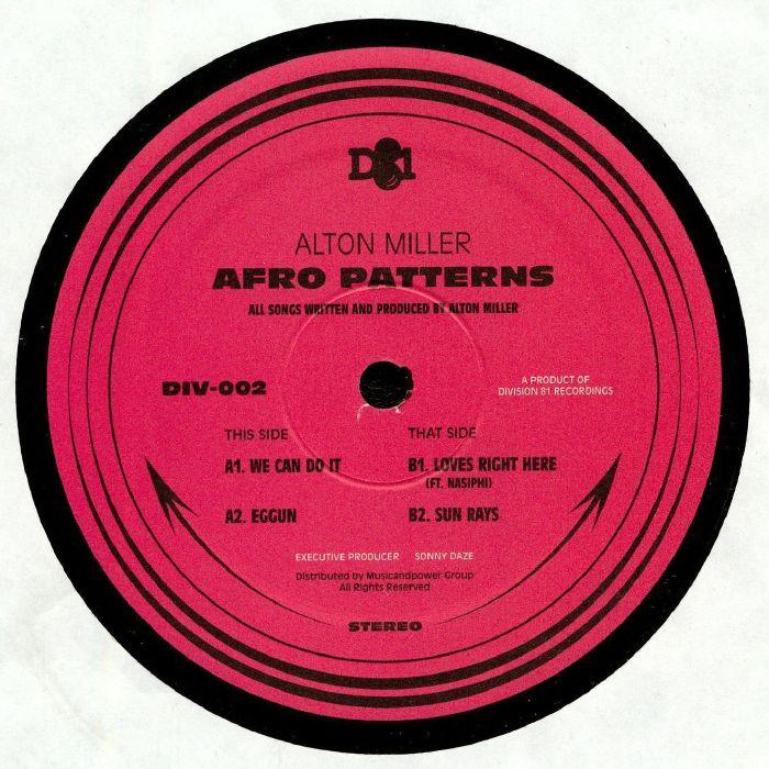 Afro Patterns