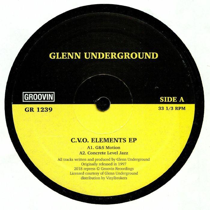 CVO Elements EP