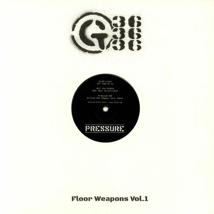 Floor Weapons Vol 1