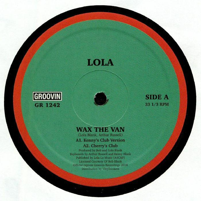 Wax The Van