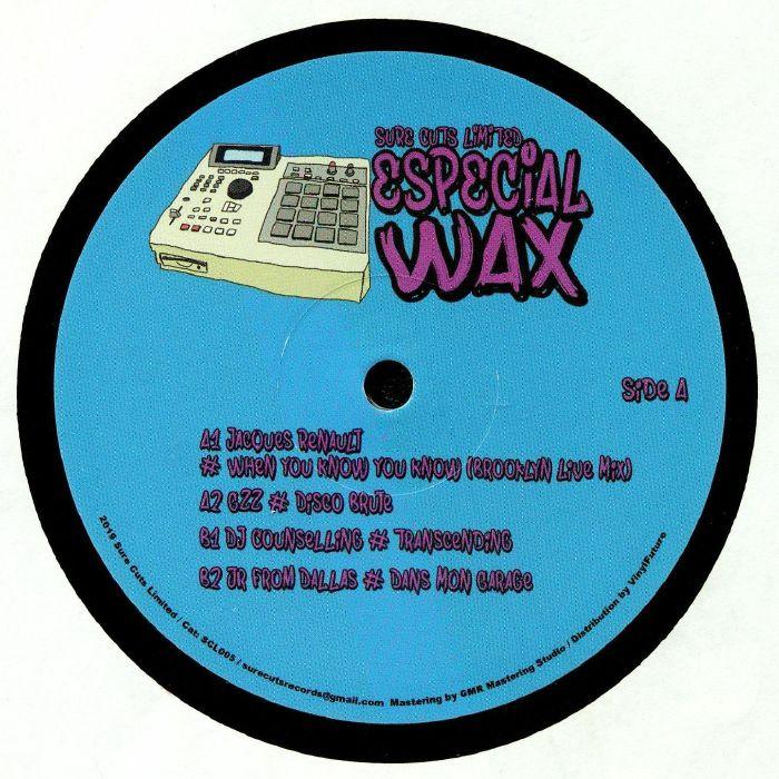 Especial Wax