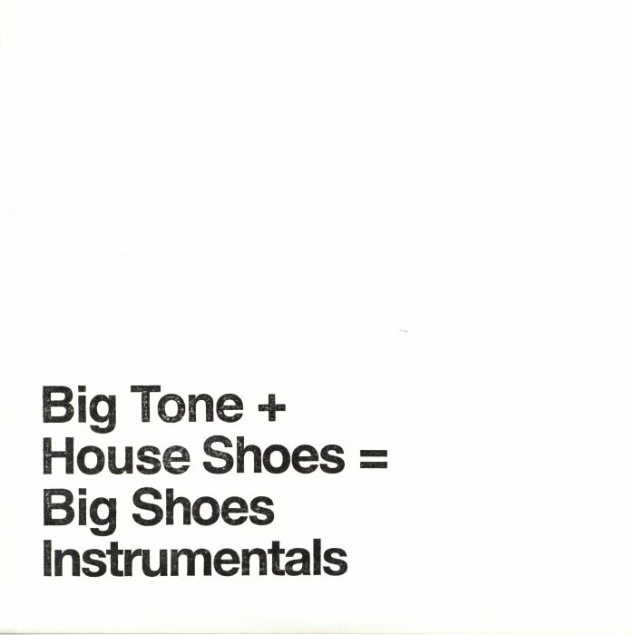 Big Shoes Instrumentals