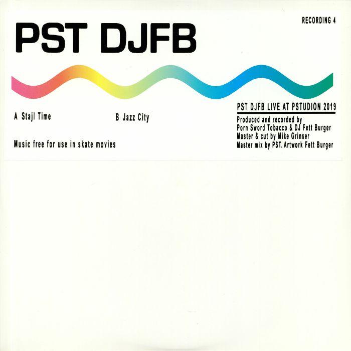 PST and DJFB Live At Pstudion 2019