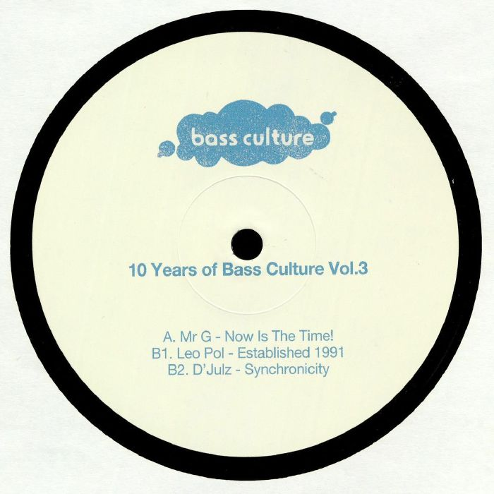 10 Years Of Bass Culture Vol 3