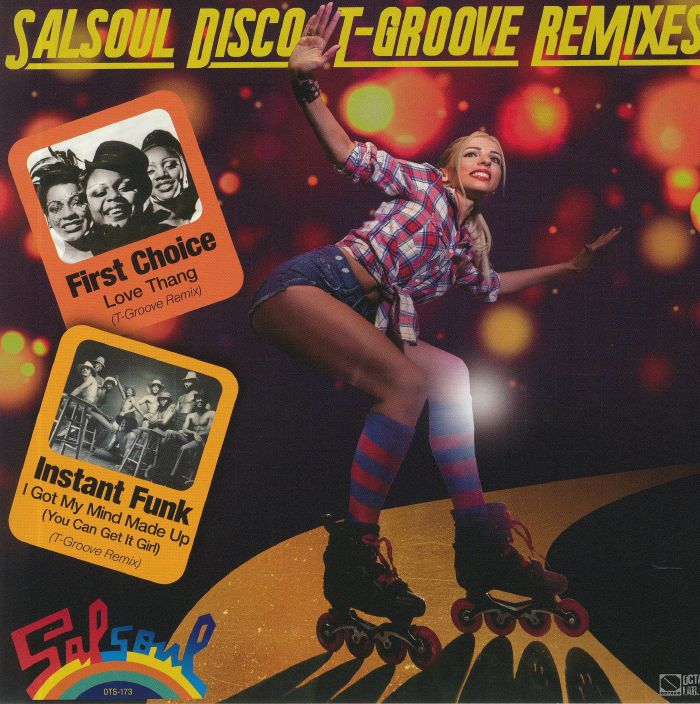 Salsoul Disco: The T Groove Remixes