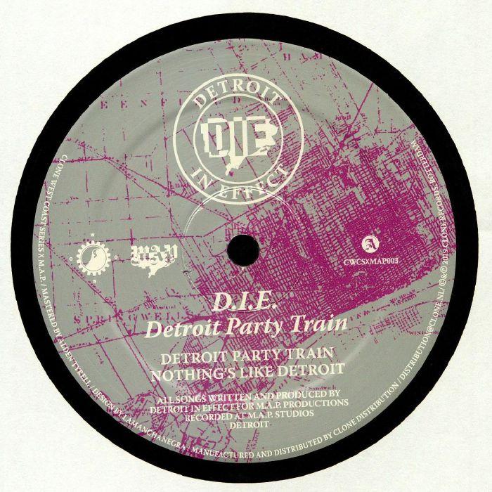 Detroit Party Train