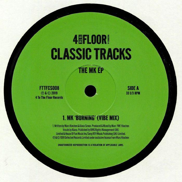 Classics Volume 7: The MK EP