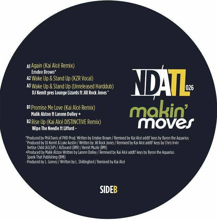 NDATL vs Makin Moves