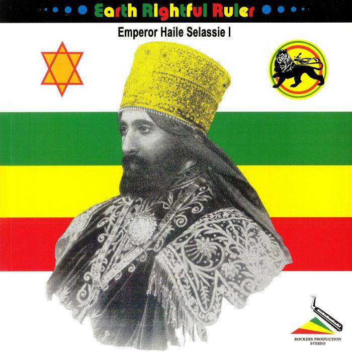Earth Rightful Ruler: Emporer Haile Selassie I