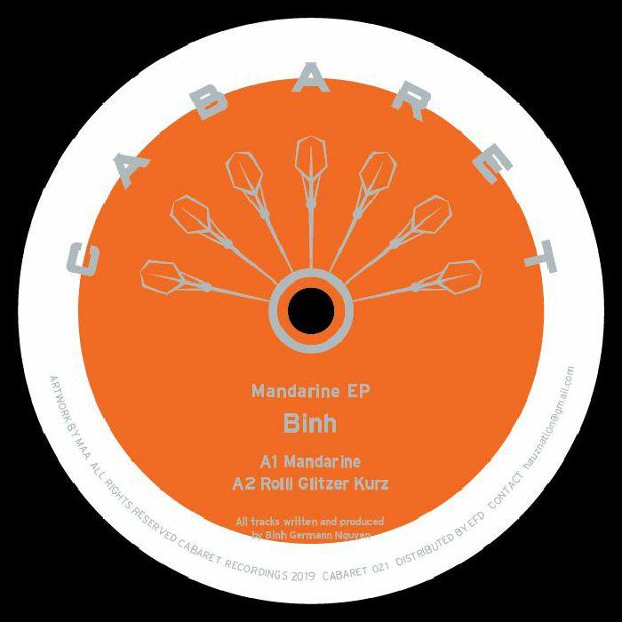 Mandarine EP