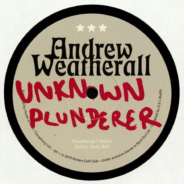 Unknown Plunderer