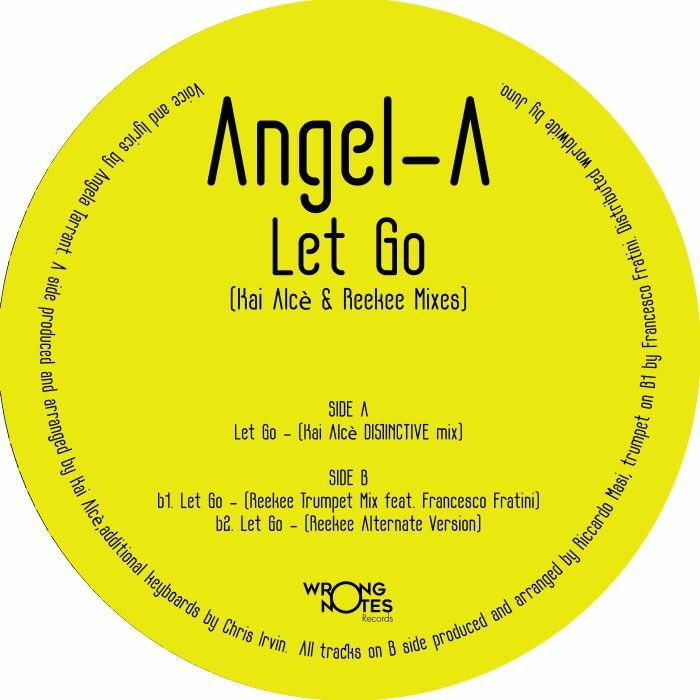 Let Go (Kai Alce and Reekee mixes)