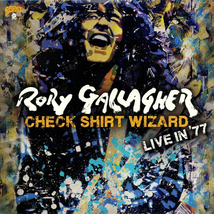 Check Shirt Wizard: Live In 77