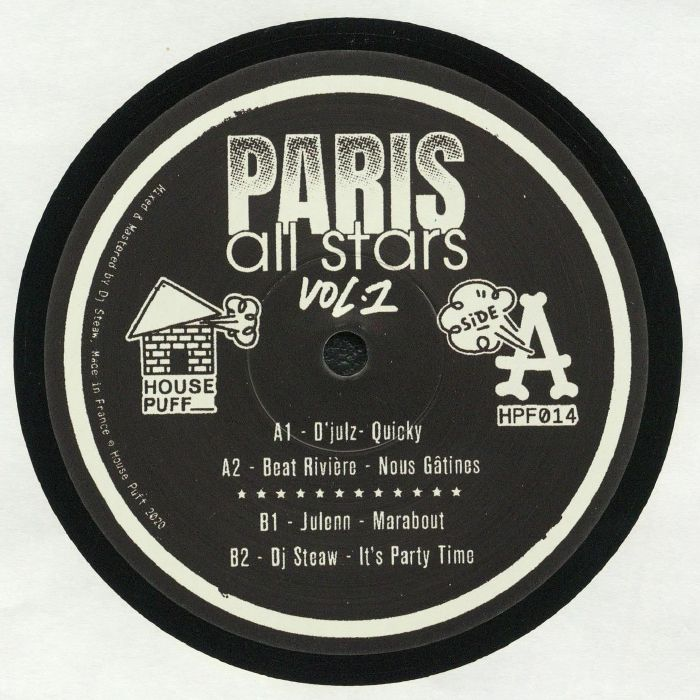 Paris All Stars Vol 1