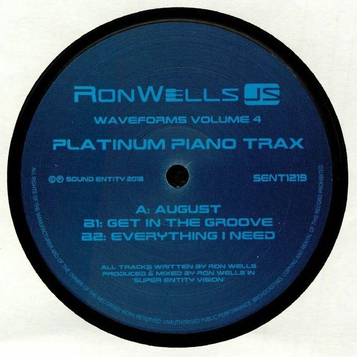 Waveforms Vol 4: Platinum Piano Trax