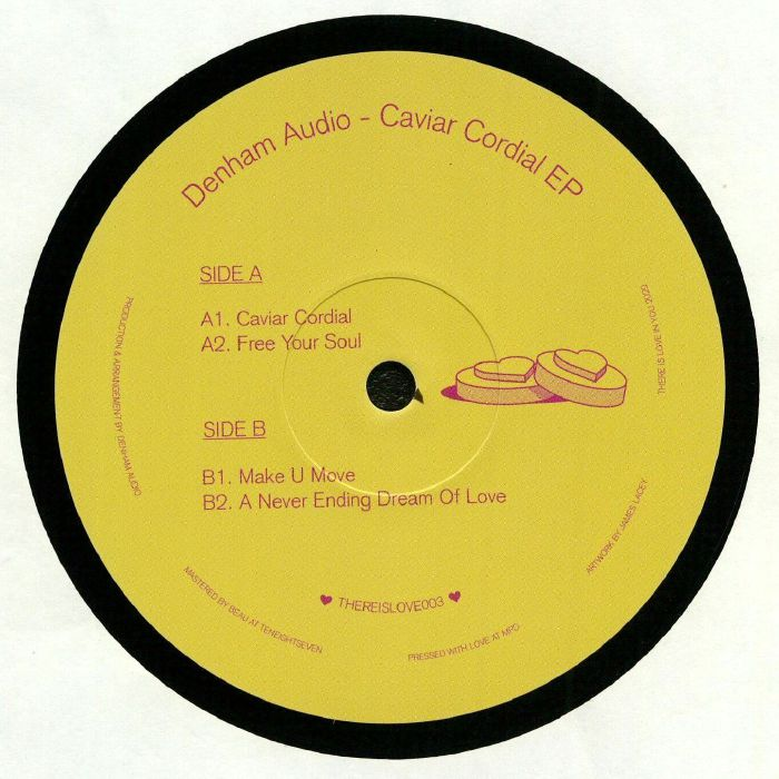 Caviar Cordial EP