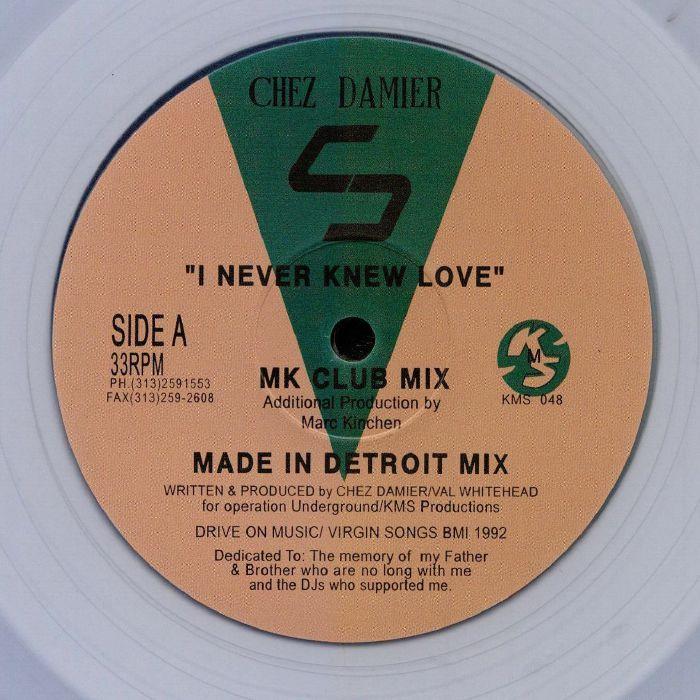 I Never Knew Love