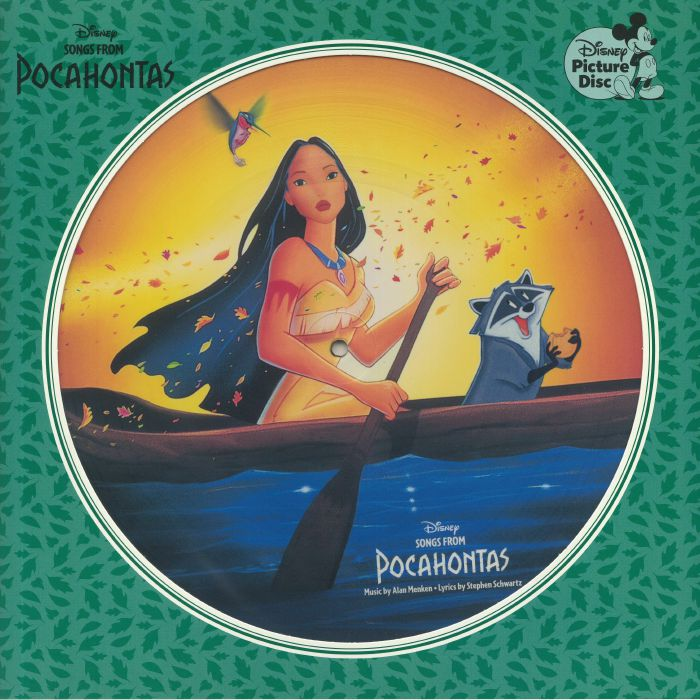 Songs From Pocahontas (Soundtrack)