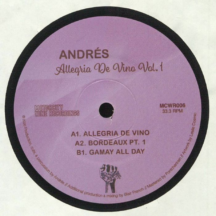 Allegria De Vino Vol 1