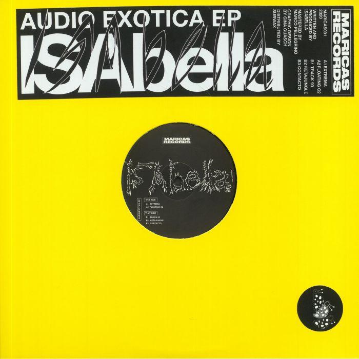 Audio Exotica EP