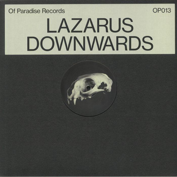 Downwards