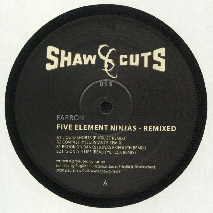 Five Element Ninjas (remixed)