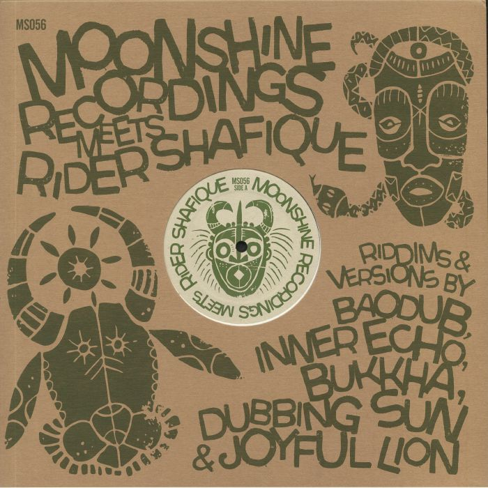 Moonshine Recordings Meets Rider Shafique