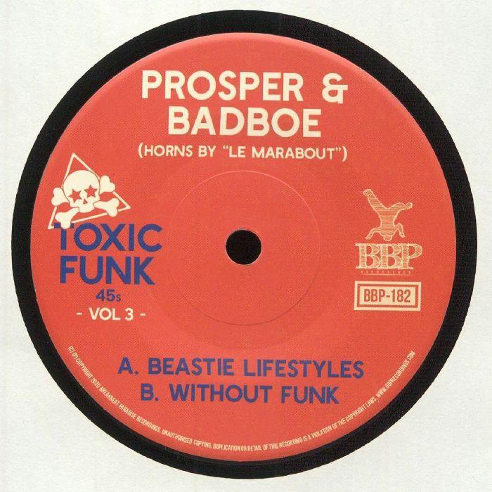 Toxic Funk Vol 3