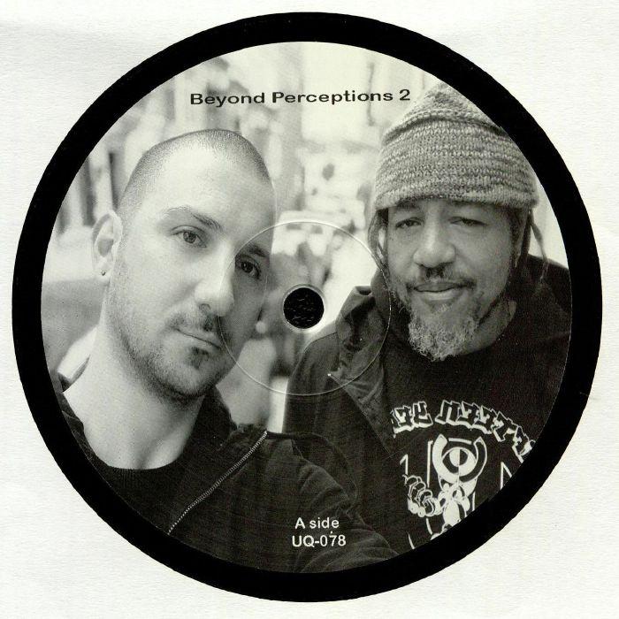 Melchior Sultana   DJ Jus Ed Beyond Perceptions 2