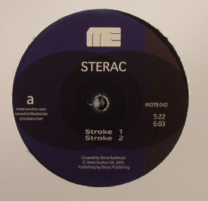 Sterac   Steve Rachmad Different Strokes