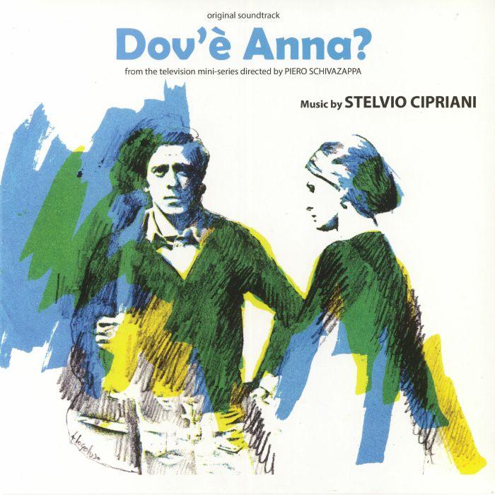 Stelvio Cipriani Dove Anna (Soundtrack)