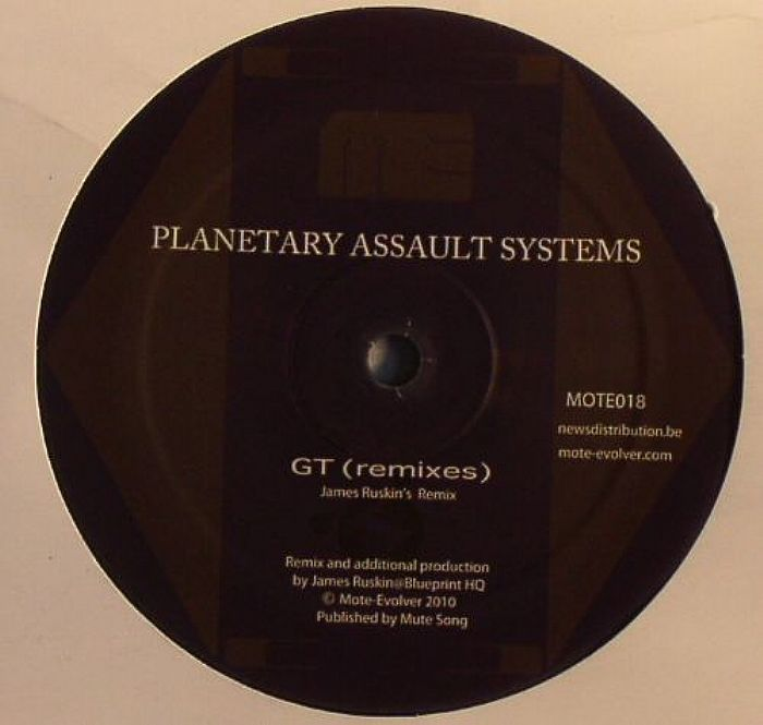 Planetary Assault Systems GT (remixes)
