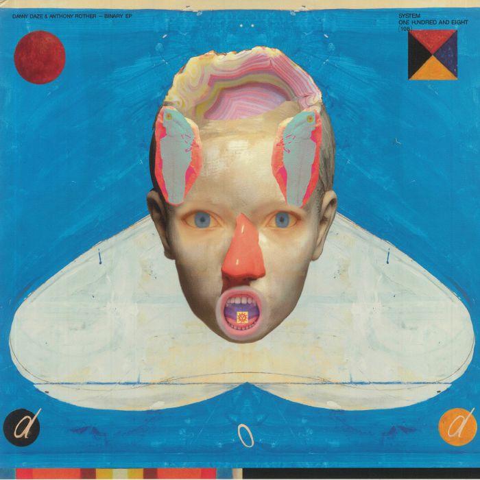 Danny Daze | Anthony Rother Binary EP