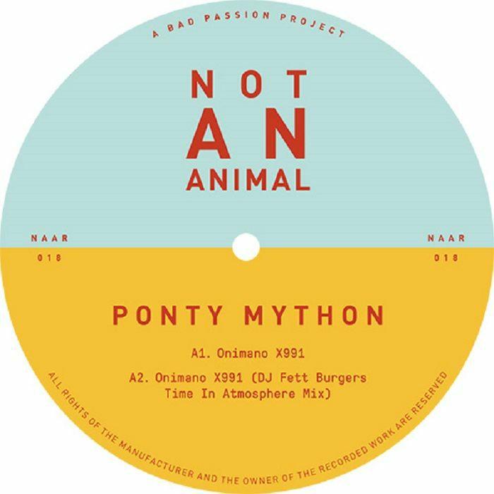 Not An Animal Vinyl
