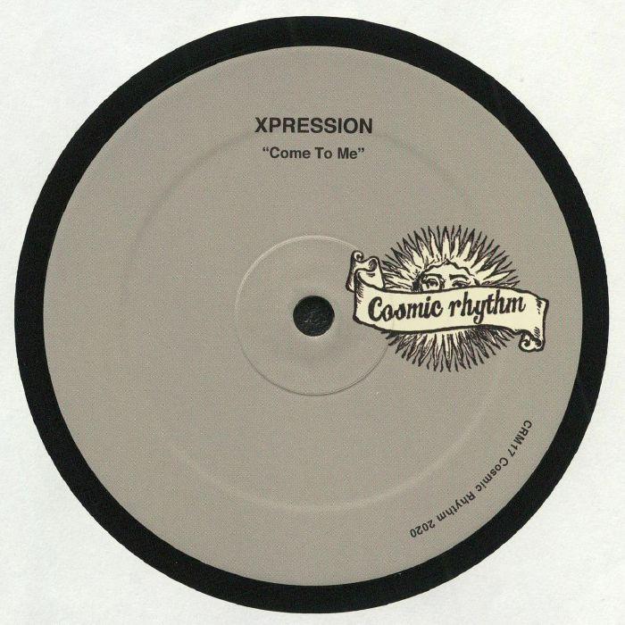 Cosmic Rhythm Vinyl